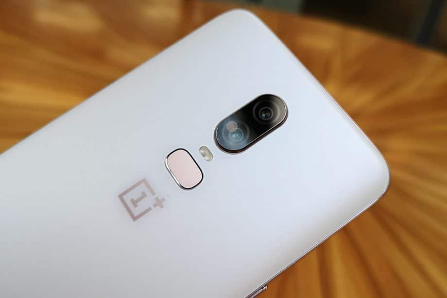 fix OnePlus 6 camera blur