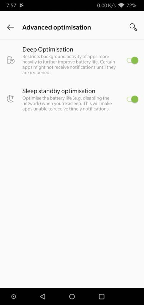 Fixed] OnePlus Battery Optimization Issue