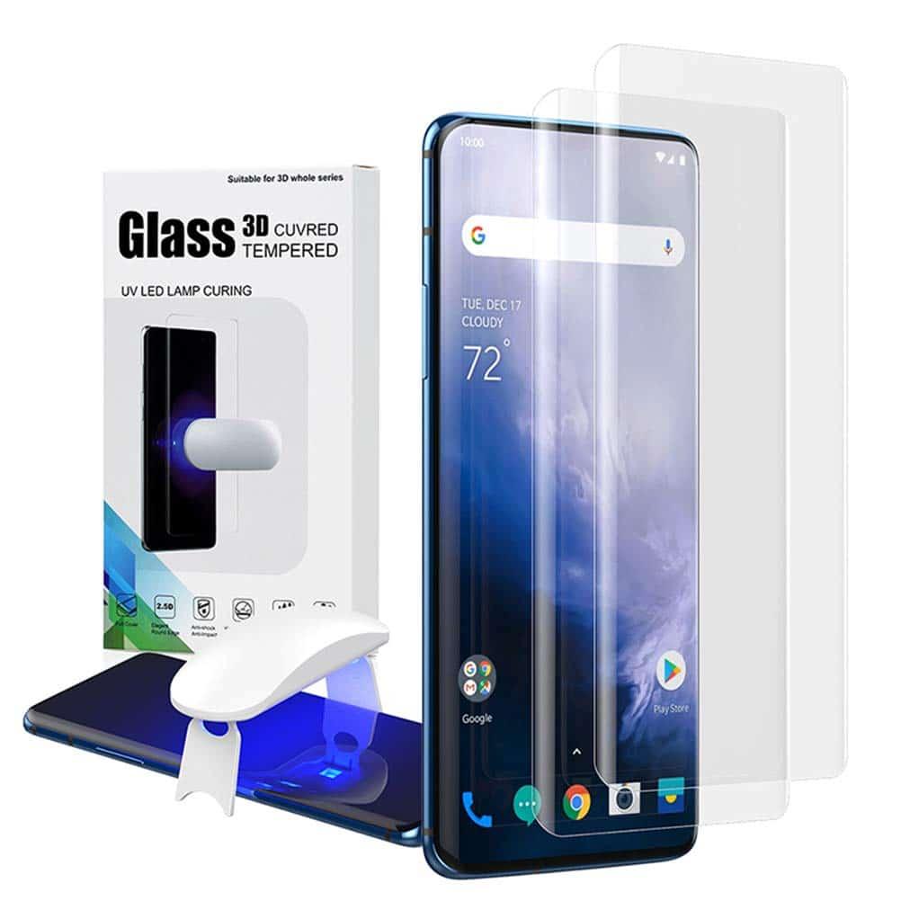 LJLLMMC Best OnePlus 7 Pro Screen Protector