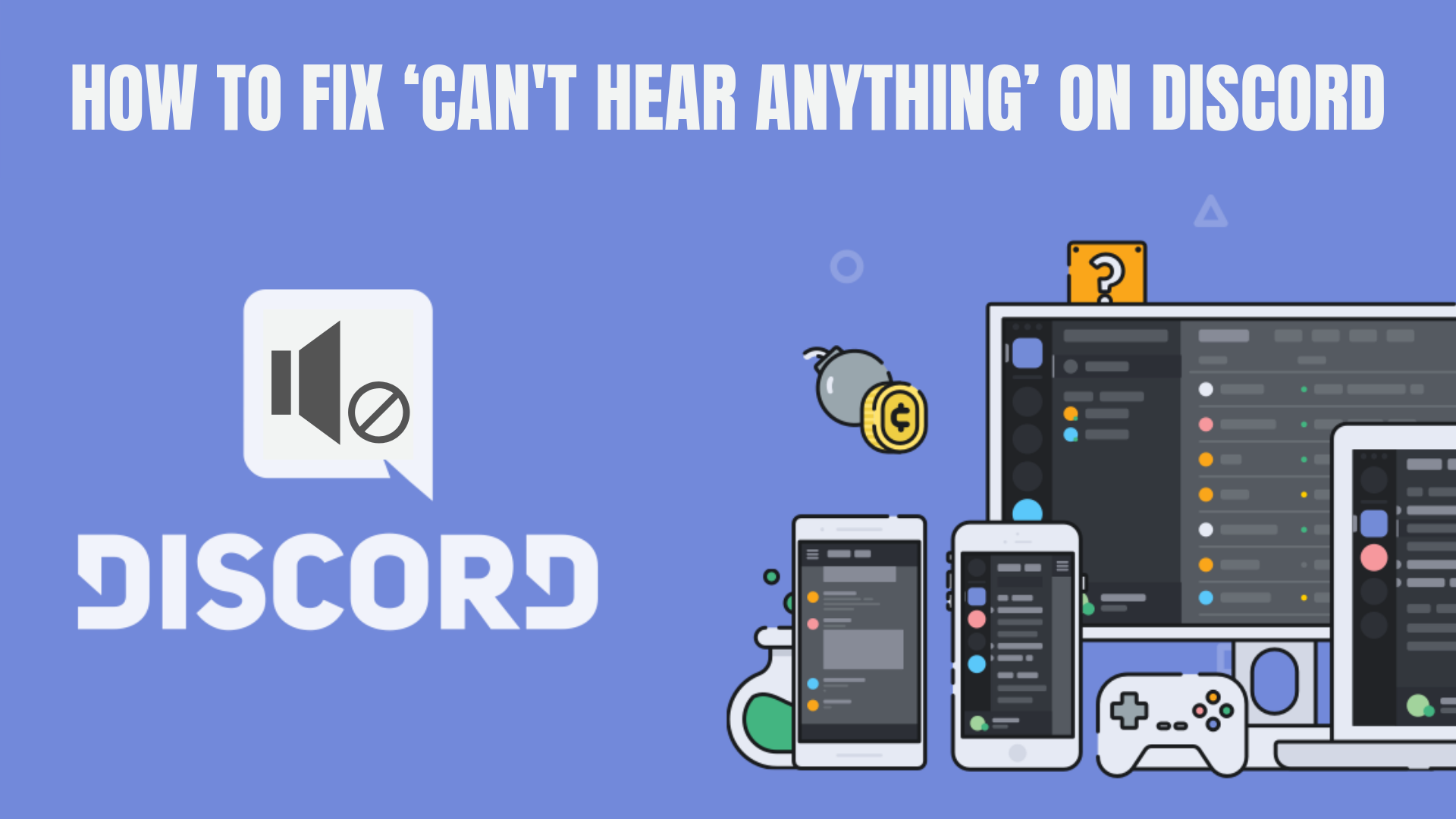 How to Fix Can't Hear Anyone on Discord
