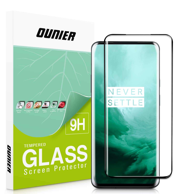 OUNIER Best OnePlus 7 Pro Screen Protectors