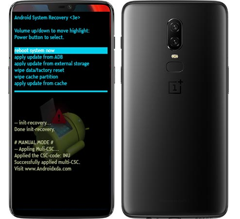 Reboot your phone to increase battery life in OnePlus 7
