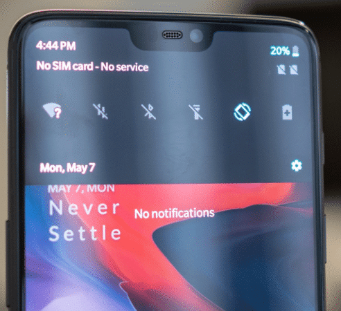 Turn of WiFi Bluetooth GPS to increase the battery life in OnePlus 7