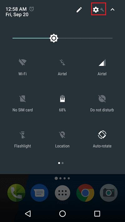 Check OnePlus Phone Temperature