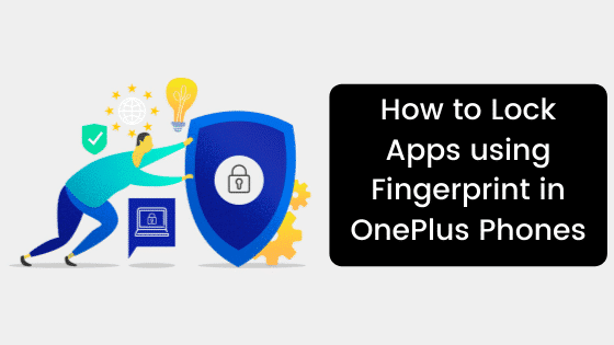 Lock Apps with Fingerprint