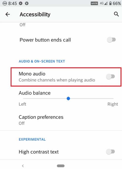 Resolved OnePlus earphone audio channel swap issue