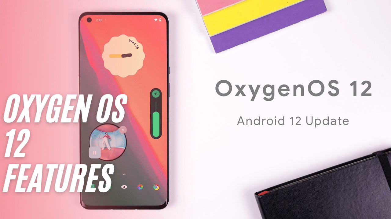 oxygen os 12 features